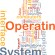 Operating System Word Cloud