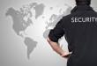 Sicurezza Security guard at work