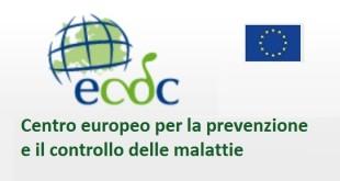logo Centro europeo per la prevenzione e il controllo delle malattie