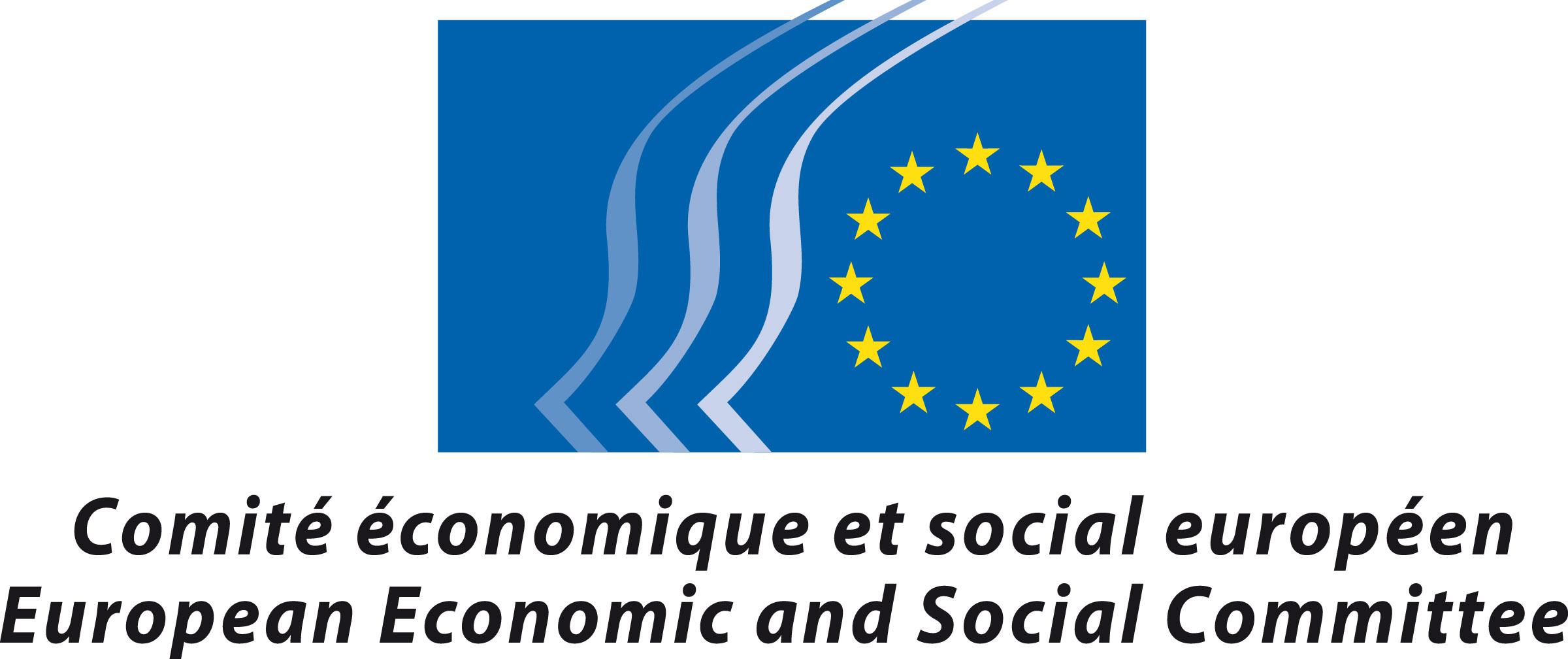 CESE eesc Comitato economico e sociale europeo logo