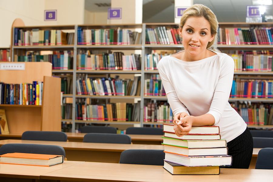 biblioteca libri archivistica archivio studente università